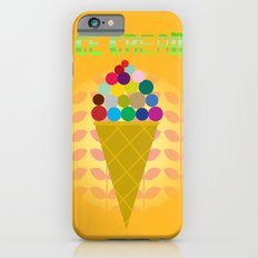 ice cream! Slim Case iPhone 6s