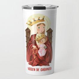 Virgen de Coromoto Travel Mug