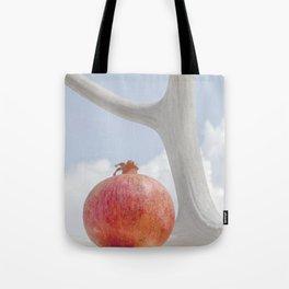 Still Life with Pomegranate 3 by Murray Bolesta! Tote Bag