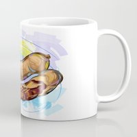 vietnam Mugs featuring Vietnam Tamarind by Vietnam T-shirt Project