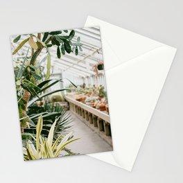 Botanical Garden Tropical Stationery Cards