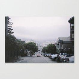San Fransisco no.7 Canvas Print