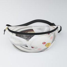 Times and Time rabbits Fanny Pack