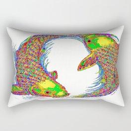 Happy Home. Pet series Rectangular Pillow
