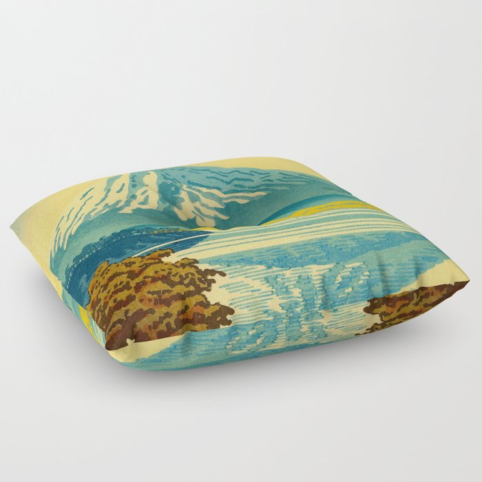Japanese Woodblock Print Vintage Asian Art Colorful woodblock prints ...