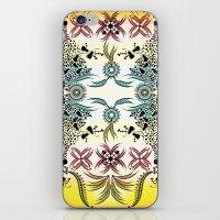 bohemian iPhone & iPod Skins featuring Bohemian by famenxt