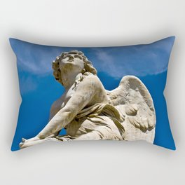 Song of the Angels Rectangular Pillow