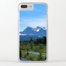 Belly River Clear iPhone Case