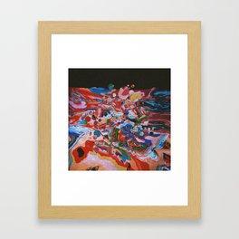 DTŁL Framed Art Print