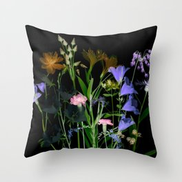 Floral arrangement Throw Pillow