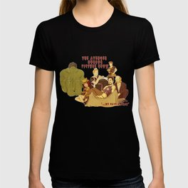 The Avenger Horror Picture Show T-shirt