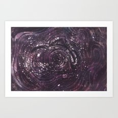 Deep Void Art Print
