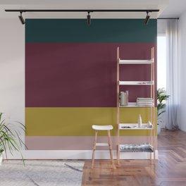 Contemporary Color Block III Wall Mural