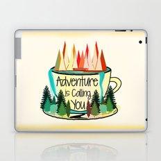 Adventure is Calling You Laptop & iPad Skin