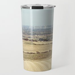 Autumn Landscape. Travel Mug