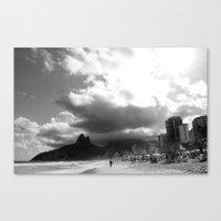 rio de janeiro Canvas Prints featuring High Rio de Janeiro by Bob Pestana