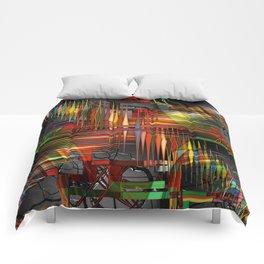 Bio-Digital Comforters