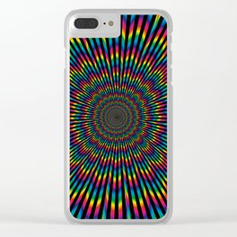 Psychonaut Clear iPhone Case