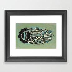 Forskin Framed Art Print