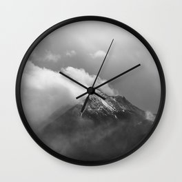 Views from Cory Pass Wall Clock