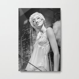 Mannequin 142a Metal Print