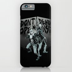 Don't open, Dead inside. iPhone 6s Slim Case