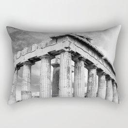 Mystical Parthenon Rectangular Pillow