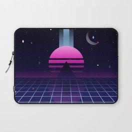 Neon Twilight Laptop Sleeve