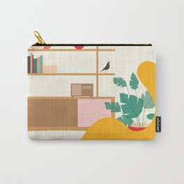 Inside mid century modern 321 Carry-All Pouch