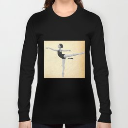 Ballerina Long Sleeve T-shirt