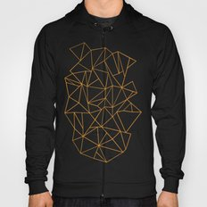 Abstraction Outline Hoody