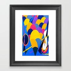 Tool Framed Art Print