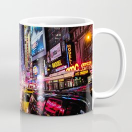 New York City Night Coffee Mug
