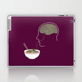 Noodle Brain Laptop & iPad Skin