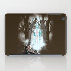 The Fallen Templar iPad Case