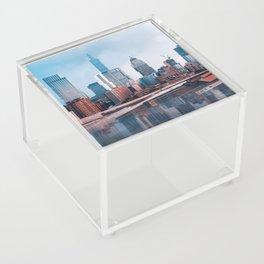 Taipei Glitch Acrylic Box