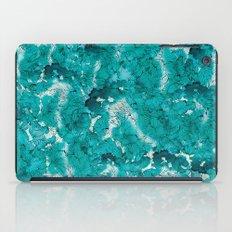 Blue depths iPad Case
