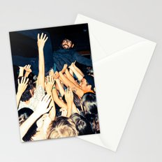 Stage Diving Stationery Cards