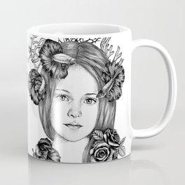 Bottle Mermaid Coffee Mug