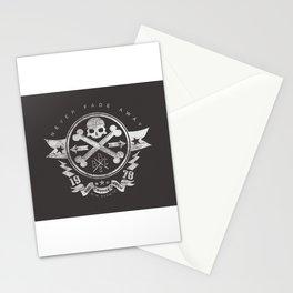 Bad Bones Crew 2 Stationery Cards