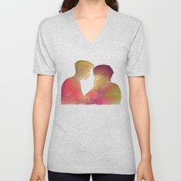 Love, No Matter The Cost Unisex V-Neck