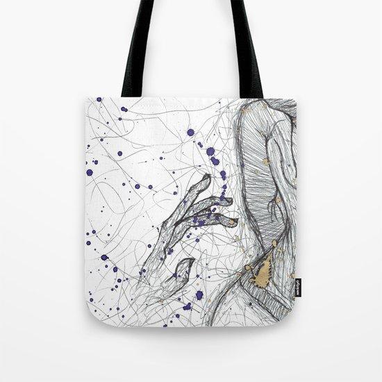 A Little Closer, A Little Further Away Tote Bag