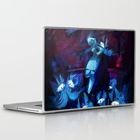 disco Laptop & iPad Skins featuring Disco by tipa graphic