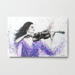 Allegro Concerto Metal Print