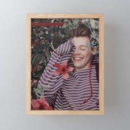 SMILEY STYLES Framed Mini Art Print