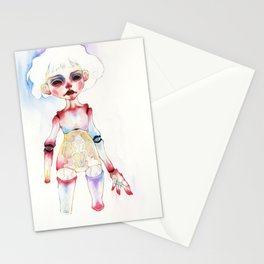 Ball-joined doll Stationery Cards