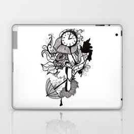 Lost track of time... Laptop & iPad Skin