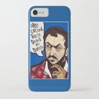 kubrick iPhone & iPod Cases featuring Kubrick by Hugo Maldonado