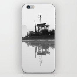 Moxy Tug iPhone Skin