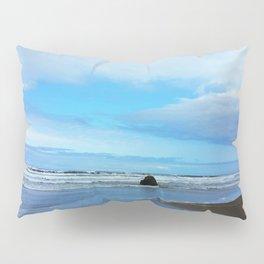 Blue Sky Oregon Coast Pillow Sham